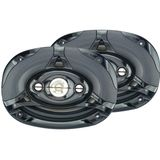 "New- POWER ACOUSTIK KP-694N KP SERIES FULL RANGE SPEAKERS (6"" X 9""; 380W, 4-WAY)"