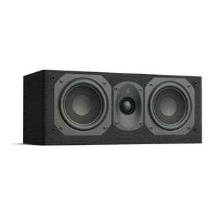 Intimus 4C center channel speaker Ash Black