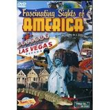 Selectmedia Entertainment Fascinating Sights Of America - DVD Educational DVD for Windows for 10+