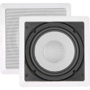 "NXG Technology NX-W8SUB 8"" 150-Watt In-Wall Subwoofer Speaker (each)"