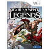 Tournament of Legends Wii Game SEGA