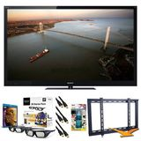 "Sony BRAVIA XBR-55HX929 55"" 1080p 3D Local-Dimming LED HDTV Bundle - Includes BRAVIA XBR-55HX929 55"" 1080p 3D Local-Dimming LED HDTV, 37""- 64"" Ultra Slim TV Wall Mount, 3 HDMI Cables and Screen Cleaning Solution, Narnia 3D Starter Kit"