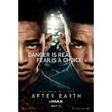After Earth (Two Disc Combo: Blu-ray / DVD + UltraViolet Digital Copy)