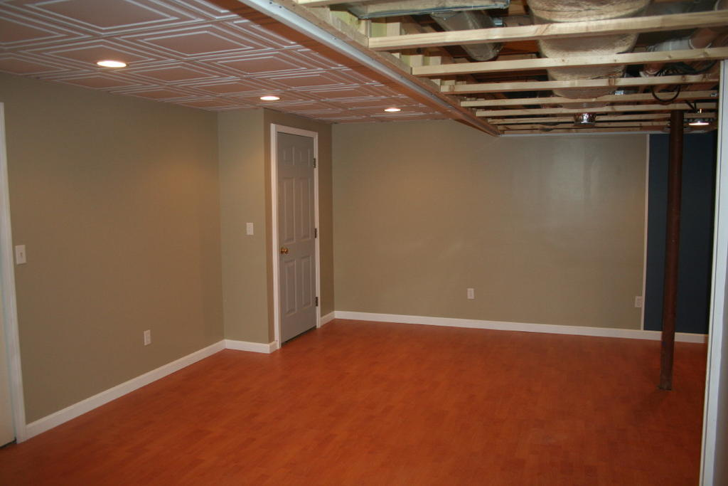 basement finish with home theater area on a budget avs forum home
