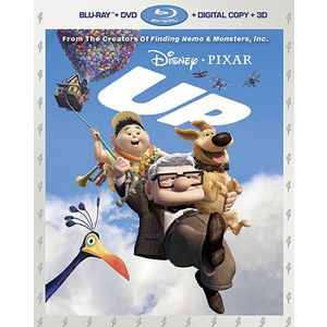 Up (Five-Disc Combo: Blu-ray 3D/ Blu-ray/ DVD + Digital Copy)