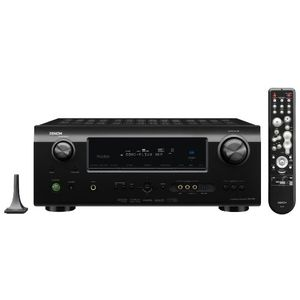 Denon AVR790 7.1-Channel Multi-Zone Home Theater Receiver with 1080p HDMI Connectivity