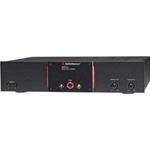 Audio Source-Contractor Series 2-Channel 80-Watt Bridgeable Stereo Power Amplifier