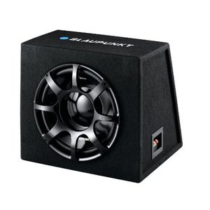 Blaupunkt GTb 1200 DE  - 800 Watts 12-Inch 4 Ohm Preloaded Subwoofer Box