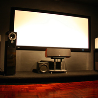 Screen : Stewart STUDIOTEK100 102"