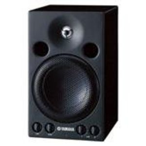 Yamaha Music Msp3 Powered Monitor Speaker 2-way Cable 20w RMS Magnetically Shielded