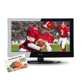 "Seiki SC402TT 40"" 60Hz 1080p LCD HDTV with a $200 Restaurant.com Gift Card"