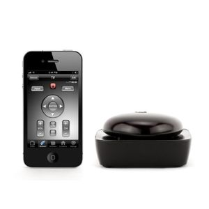 Griffin Beacon Universal Remote Control for iPod touch, iPhone, and iPad