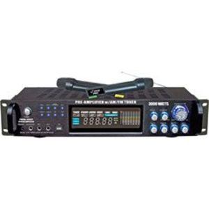 Pyle PYLE 3000W HYBRID PREAMPW AM FM TUNER USB W AM FM TUNER USB (Pro Sound & Entertainment / DJ Components)
