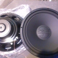 Redressed woofers