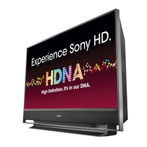 Sony Bravia 55 inch SXRD KDS-55A3000 Rear Projection HDTV