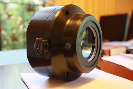 diy cylindrical anamorphic lens - AVS Forum | Home Theater