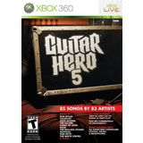 Guitar Hero 5 (Software Only) Xbox 360 Game Activision