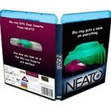 Neato PhotoMatte Blu-ray Case Inserts - 100 Sets