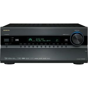 Onkyo TX-NR1007 135 Watts 9.2-Channel AV Surround Home Network Receiver (Black)