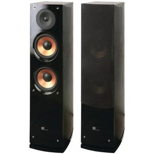 PURE ACOUSTICS SUPERNOVA5-F 2-WAY 6.5 inch SUPERNOVA SERIES TOWER SPEAKER WITH LACQUER-by-PURE ACOUSTICS
