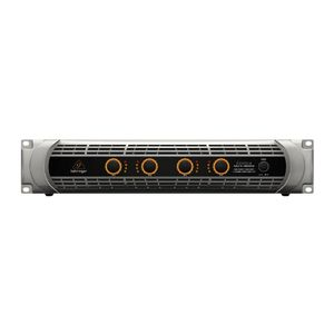 Behringer NU4-6000 iNuke 1400-Watt Power Amplifier