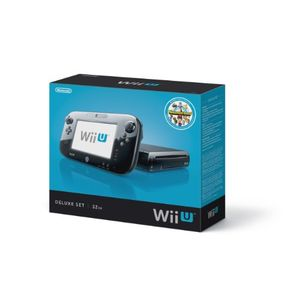 Nintendo Wii U - game console - 32 GB flash