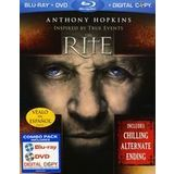 New Warner Studios Hopkins O Donoghue Braga Rite Dvd Product Type Blu-Ray Disc Mystery Suspense