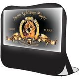 MGM Mgm-84Pop 84-Inch Pop-Up Projection Screen