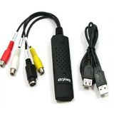 New USB 2.0 Video Capture Adapter Card With Audio/3 Chips/ Windows 7