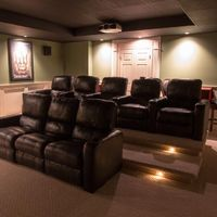 Roberts Family Cinema, Peachtree City, GA