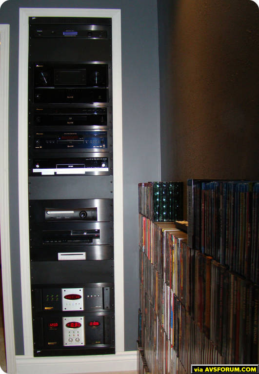 The Rack Consists Of 