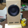 Sibuna's photos in Budget Eminence Coaxial surround build!!!