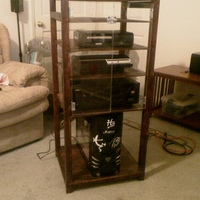 Home made Audio Tower