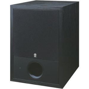 Yamaha SW10 Powered Subwoofer 180 Watts 10 Inch Cone For Use With MSP5 and MSP7 Studio Monitor