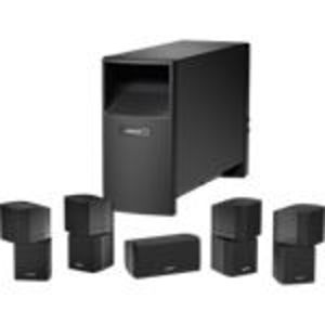 BOSE ® Acoustimass ® IV Home Entertainment 10 Speaker System ( Black )