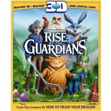 Rise of the Guardians (Three-Disc Combo: Blu-ray 3D/Blu-ray/DVD/Digital Copy +UltraViolet)