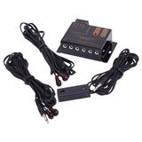 CE Compass IR Infrared Remote Control Repeater Extender + Emitter + Receiver Hidden System Kit