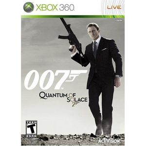 Quantum of Solace Xbox 360 Game Activision