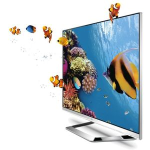 LG Cinema Screen 47LM6700 47-Inch Cinema 3D 1080p 120 Hz LED-LCD HDTV with Smart TV