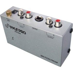 New - PylePro PP444 Amplifier - GB1151