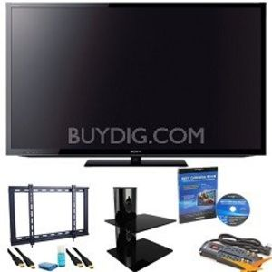 "Sony KDL46HX750 46"" 3D LED HDTV"