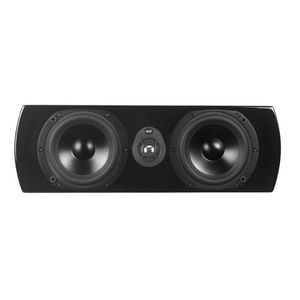 NHT Absolute Center Channel Speaker (Piano-Gloss Black, Single)