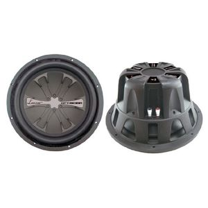 Lanzar OPTSW124 Opti Scion 12-Inch 1000 Watt High Power Subwoofer