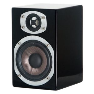 Energy RC-Mini Bookshelf Speaker (Single, Black)