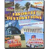 Selectmedia Entertainment America's Favorite Destinations - DVD Educational DVD for Windows for 10+