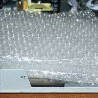 packing material above HDD 01.JPG