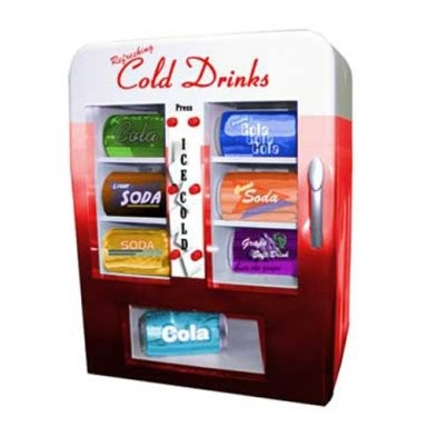 home vending machine