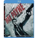 Max Payne (Unrated Edition) [Blu-ray]