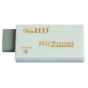 ViewHD Wii to HDMI 720P / 1080P HD Output Upscaling Converter