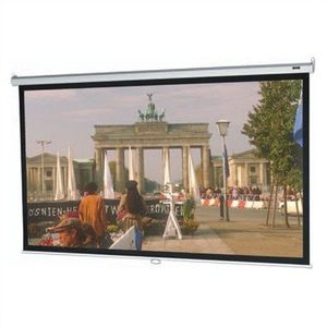 Dalite Model B Hdtv Format 52 X 92 Inch High Power Projection Screen